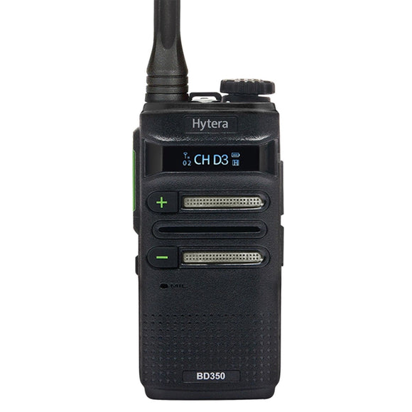 Hytera BD352i-U1 400-470 Wide Band 256CH 1/2W 25K/12.5K AMBE dual mode analog/digital DMR portable radio