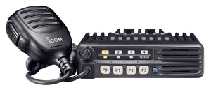 Icom F6021 UHF 450-512mhz 45 watts 128 channels mobile radio