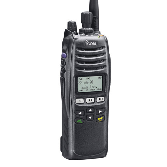 Icom F9011S 05 VHF 6 watt 512 channels 136-174 MHz LCD P25 digital