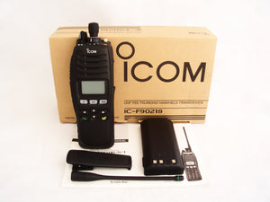 Icom F9021S 25 UHF 6 watt 512 channels 450-512 MHz LCD P25 digital