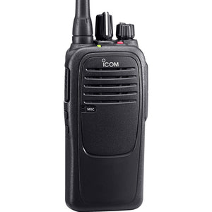 Icom IC-F2000 01 4 watt 16 channel UHF 400-470mhz two way radio