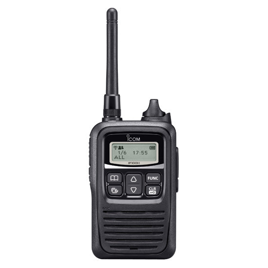 Icom IP100H License-free IP radio for wireless network (WLAN)
