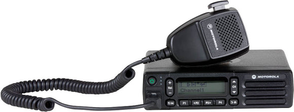 Motorola CM300D VHF 99 channels 45 watt 136-174mhz digital mobile AAM01JQH9JC1AN
