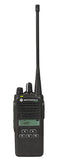 Motorola CP185 UHF 435-480mhz 4 watt 16 channel analog two way radio with display AAH03RDF8AA7AN