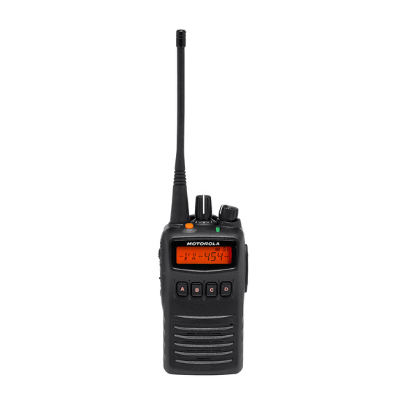Motorola MVX-454-G7 UHF 450-512MHZ 5 Watt 512 Channel Waterproof Radio
