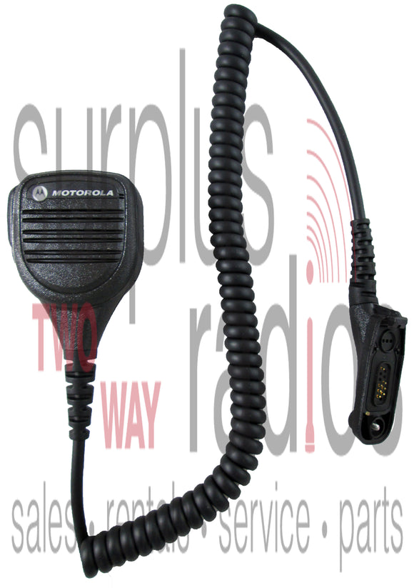 Motorola PMMN4040A submersible remote speaker microphone for XPR6550 XPR6350 XPR6300