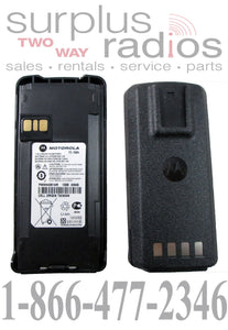 Motorola PMNN4081AR 1500mAh LI-ION battery for CP185 PMNN4476A