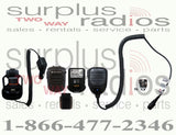 Motorola RLN6551A Long Range Wireless Remote Speaker Microphone Kit with Vehicular Charger