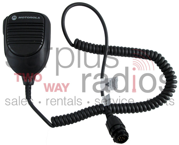 Motorola RMN5053A heavy duty trbo mobile microphone for XPR4300 XPR4350 XPR4500 XPR4550 TRBO