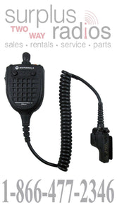 Motorola RMN5088B commander II remote speaker microphone for XTS5000 XTS3000 XTS3500