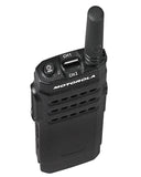Motorola SL300 UHF 403-470mhz 2 channel 3 watt digital radio Non-Display AAH88QCC9JA2AN
