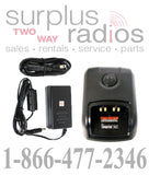 Motorola WPLN4182 IMPRES single-unit charger