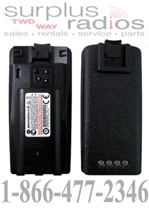 Motorola standard li-Ion battery for motorola RDX series radios