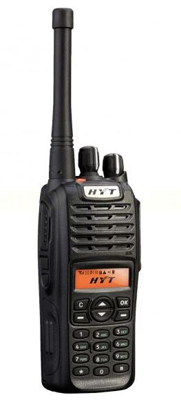 Hytera TC-780U-1 400-470MHZ UHF 4 watt 256 channel analog portable radio