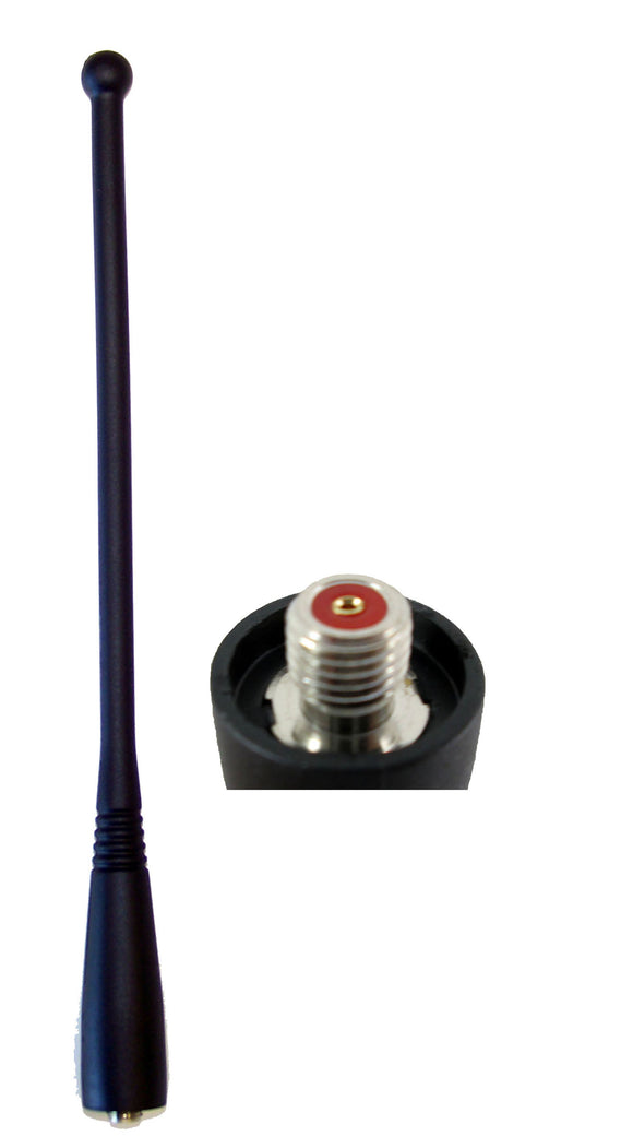 Whip 800MHZ Antenna for Motorola XTS5000 MTS2000 GTX800 XTS3000 MTX850 MTX8250 and more AN800L