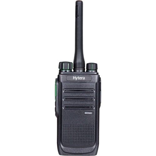 New Hytera BD502i-U1 UHF 400-470MHZ 48Channel 3 ZONE 4 watt IP54 dual mode analog/digital DMR portable radio