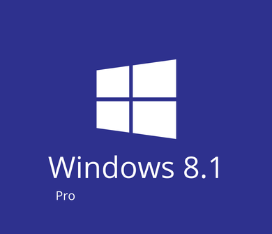 Windows 8.1 Pro 32/64 Bit - Download + Lifetime Activation