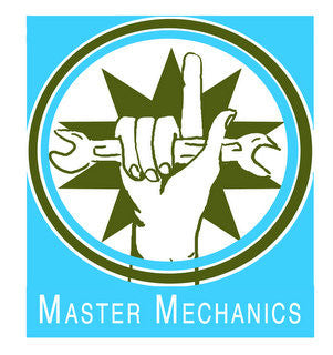 6 Part Master Mechanics Class, Tuesdays 7-9 pm @ Park Hill