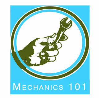 Mechanics 101 - Fix a Flat and Basic Maintenance @ Park Hill