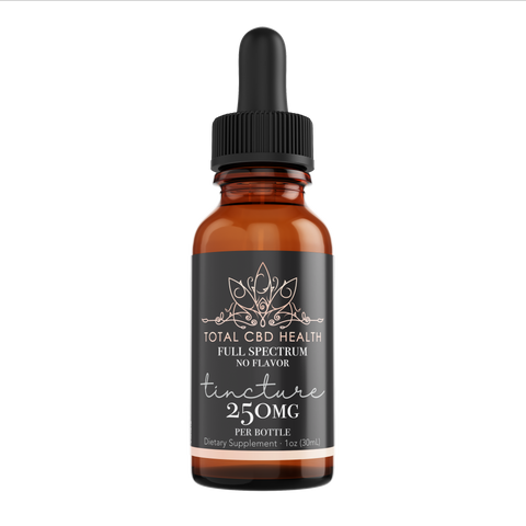 250mg Full Spectrum Tincture Drops