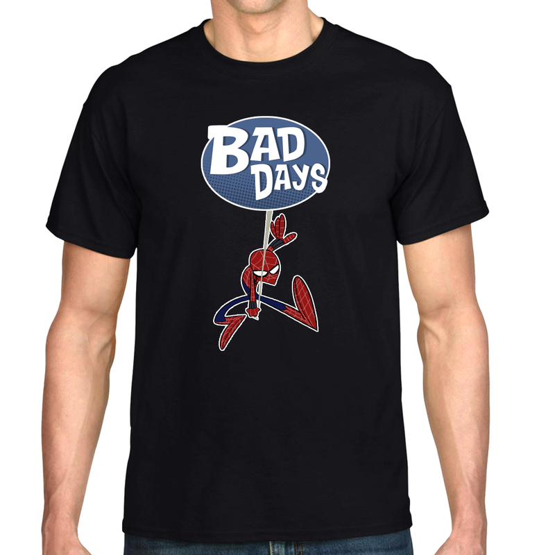 "Bad Days Spiderman ""Limited Edition"" T-Shirt"