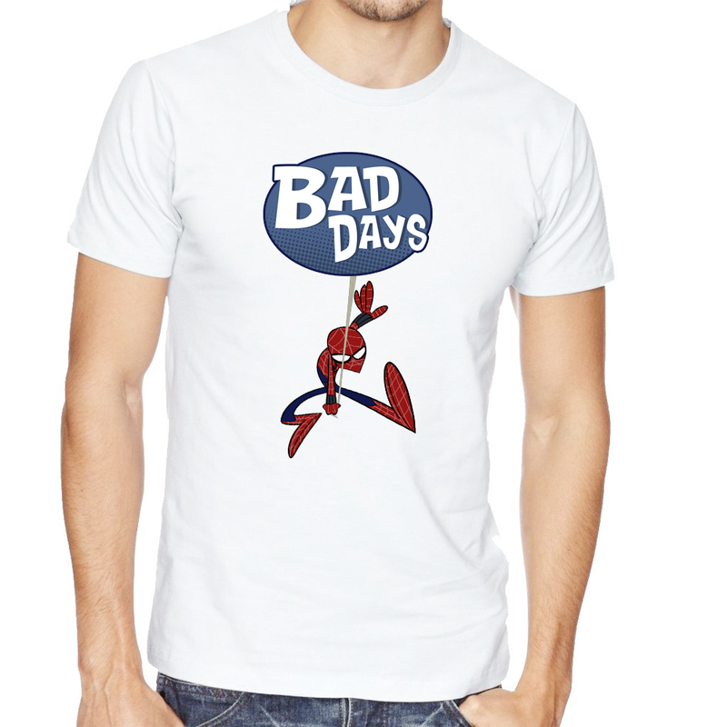 Bad Days Spiderman