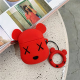 KAWS BEAR Airpods Case - The Impulse Market