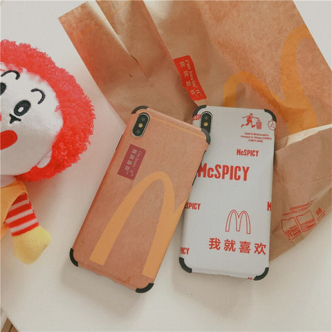 McDONALDS Phone Case - The Impulse Market