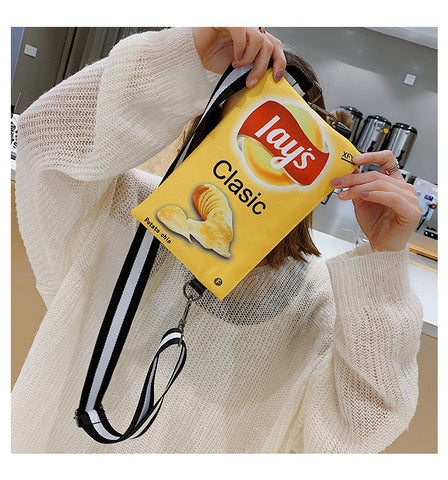 LAYS Bags w/ Strap