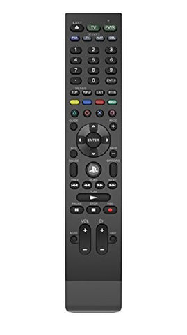 PDP Universal Media Remote Control for PS4, TV, Cable Box & Audio Receiver