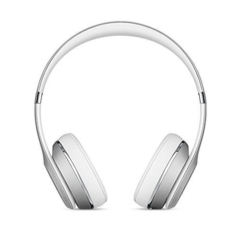 Beats by Dr. Dre Beats Solo3 Wireless On-Ear Headphones - Silver (Certified Refurbished)