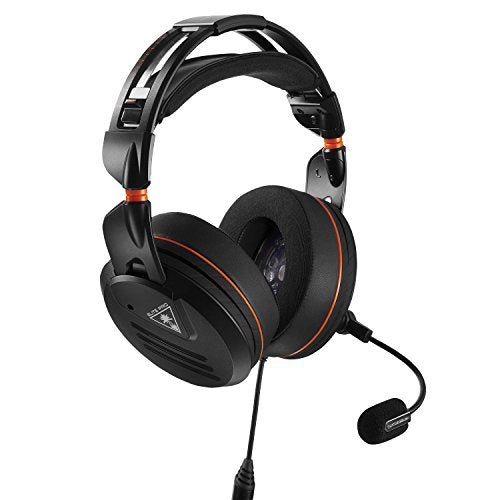 Turtle Beach - Elite Pro Tournament Gaming Headset - ComforTec Fit System and TruSpeak Technology - Xbox One, PS4, PC and Mobile Gaming