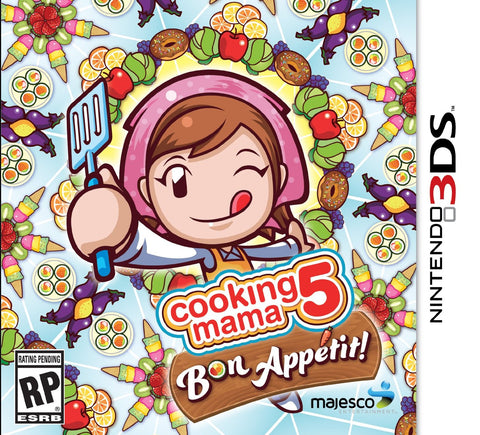 Cooking Mama 5: Bon Appetit
