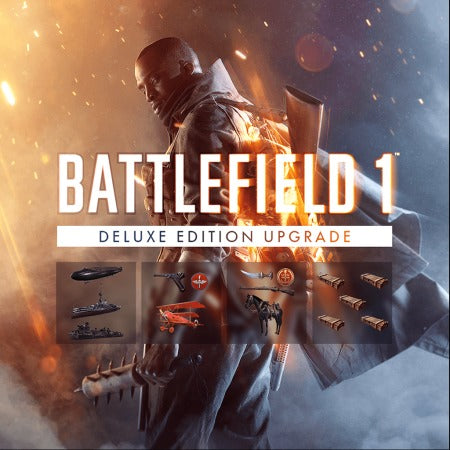 Battlefield 1 - Deluxe Edition Content