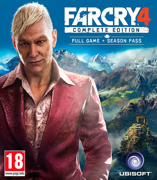 Far Cry 4: Complete Edition
