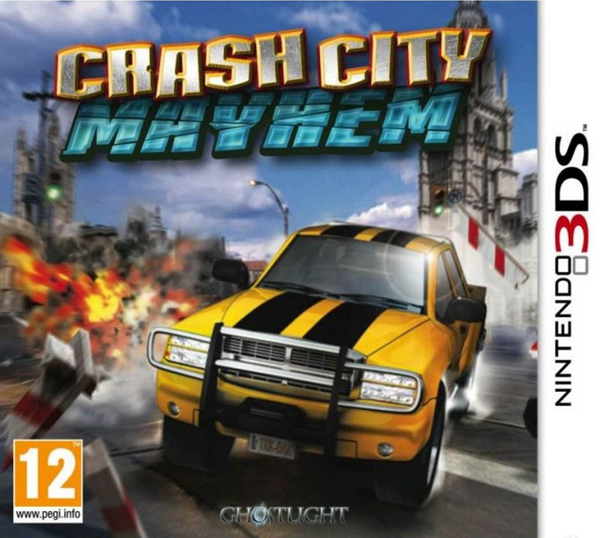 Crash City Mayhem