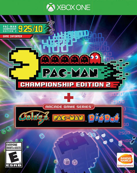 Pac-Man: Championship Edition 2 + ARCADE GAME SERIES
