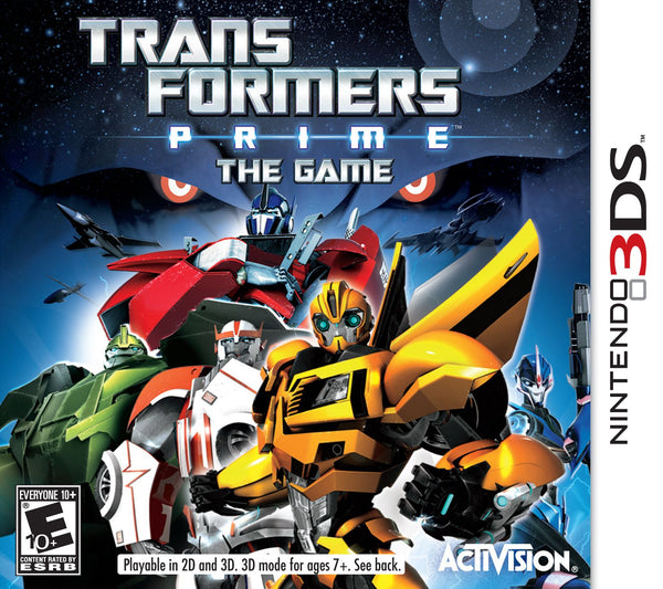 Transformers: Prime 3DS