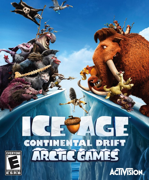 Ice Age: Continental Drift – Arctic Games