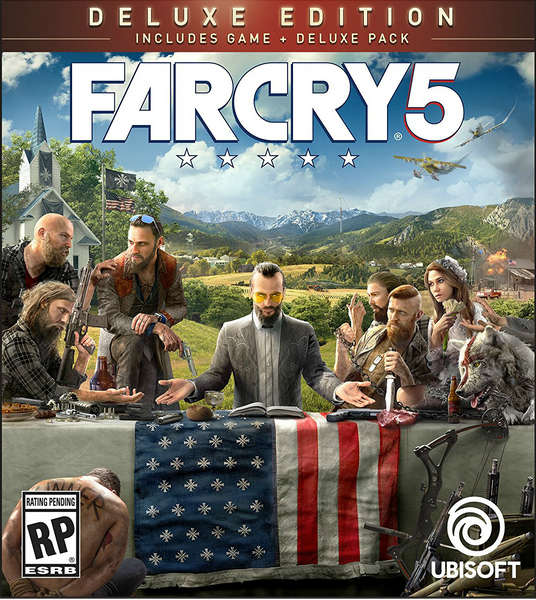 Far Cry 5: Deluxe Edition