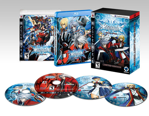 BlazBlue: Calamity Trigger Limited Edition