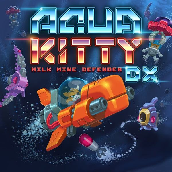 Aqua Kitty DX