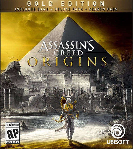 Assassin's Creed: Origins - Gold Edition
