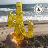 """CFL Encalmo Series"" by Meade Made Glass #3 of 4"