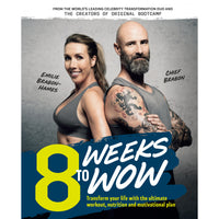 8 Weeks to WOW Cover Image