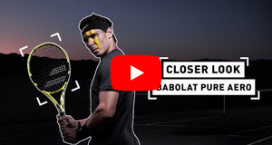 ProDirect Tennis: Babolat Pure Aero Closer Look