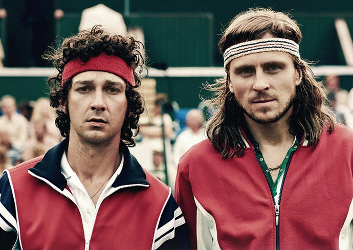 Borg vs McEnroe Film Review