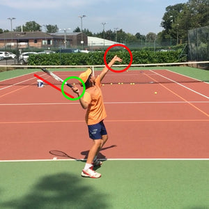Online Tennis Coach - JustBall Tennis