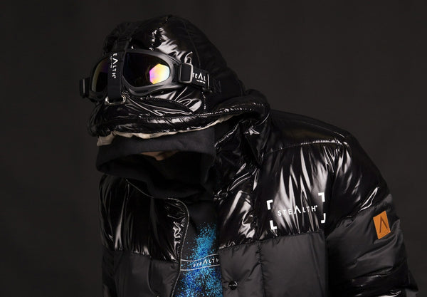The Dark Shadow Goggle Jacket release first week of October