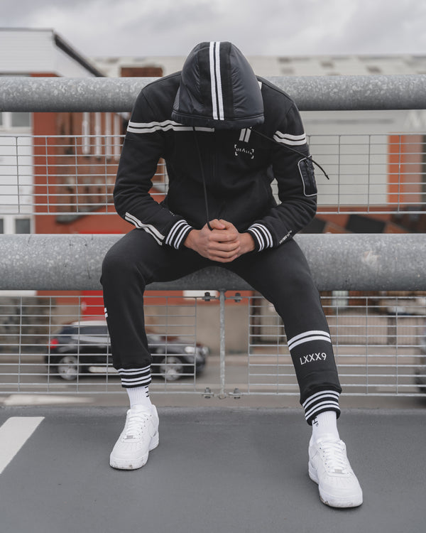 Stealth London goes in heavy with the Spring 21 QWW Tracksuit